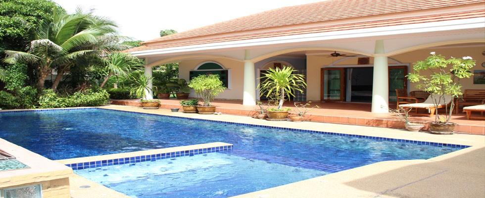 Siam Villas - Pool villa for rent - V6137 - 55,000 THB PCM