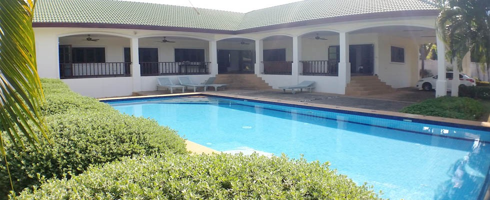 Bargain Pool Villa for Sale