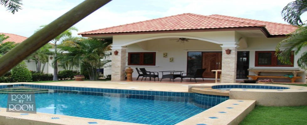 Bargain Villa for Sale only 3.9m Baht