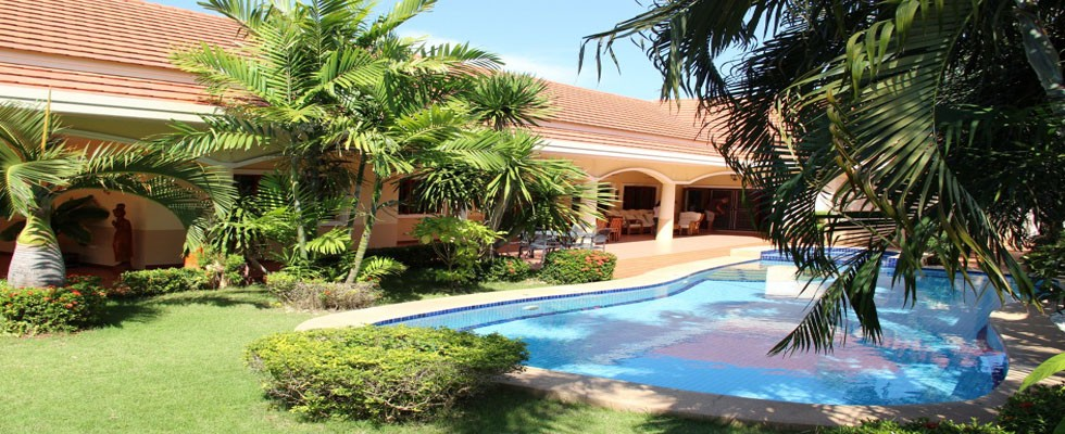 Siam Villas - pool villa for sale - V6147 - 9.9M THB