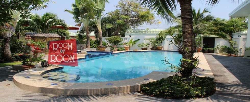 Villa for rent - V6080 - 50,000 THB/Month