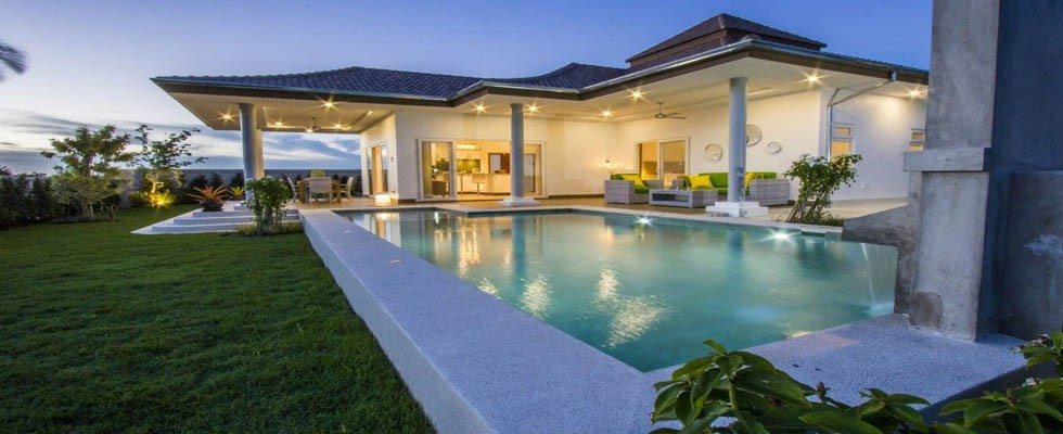 Mali Residence villas for sale