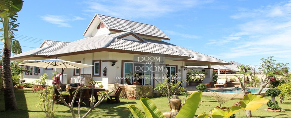 Emerald Resort - pool villa for sale V6140